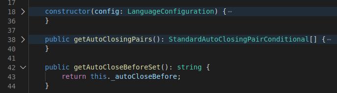 VS Code update